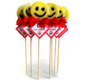Smiley-Lolly